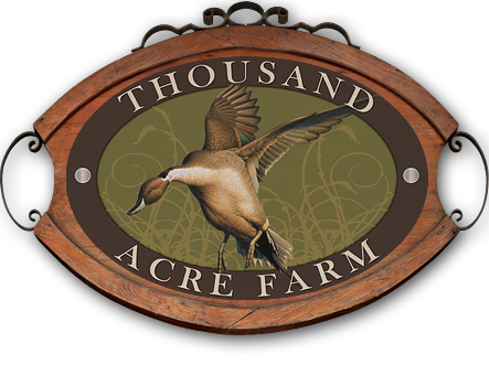 thousand acre farm logo